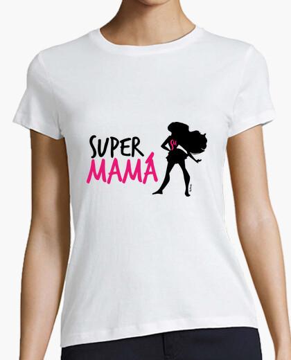 Tee-shirt supermom