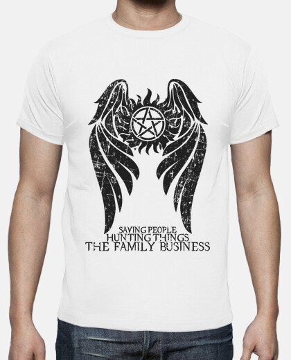 SuperNatural - Dark Ver. - Man T-Shirt