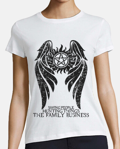 SuperNatural - Dark Ver. - Woman T-Shirt
