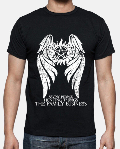 SuperNatural - Light Ver. - Man T-Shirt