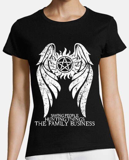 SuperNatural - Light Ver. - Woman T-Shirt