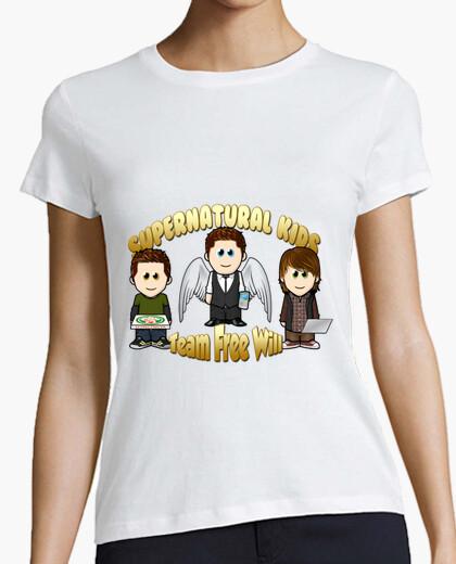 Camiseta SUPERNATURAL KIDS
