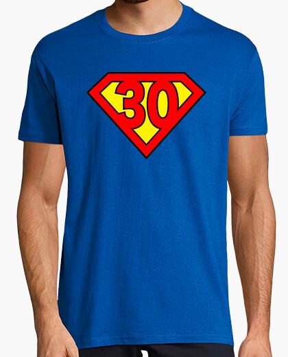 T-shirt supertreint, 1989