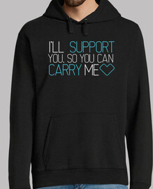 SUPPORT & CARRY <3