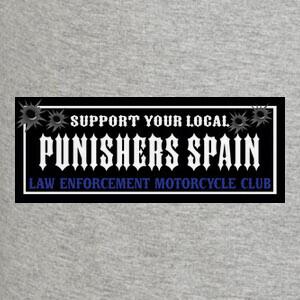Camisetas Support Your Local Pegatina
