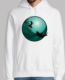 surf con gli shark