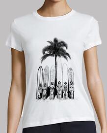 surf girls vintage - old school - anni