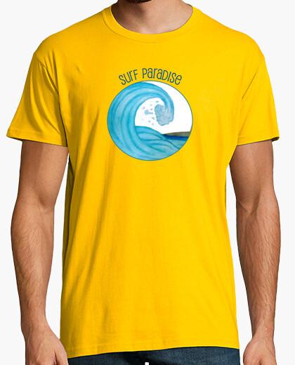 Camiseta Surf Paradise