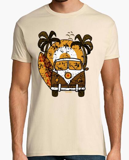 Tee-shirt surf pourquoi