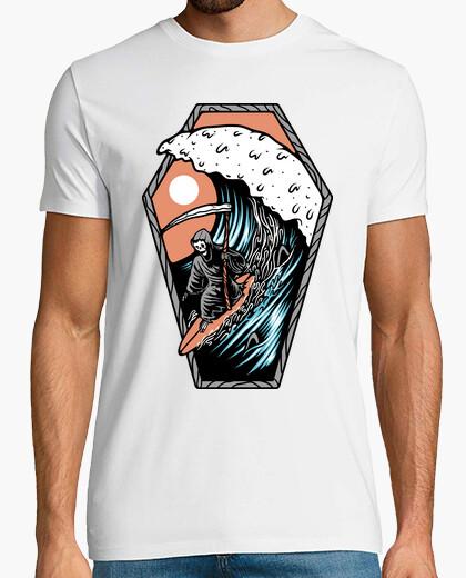 Tee-shirt surfer jusqu39à mourir