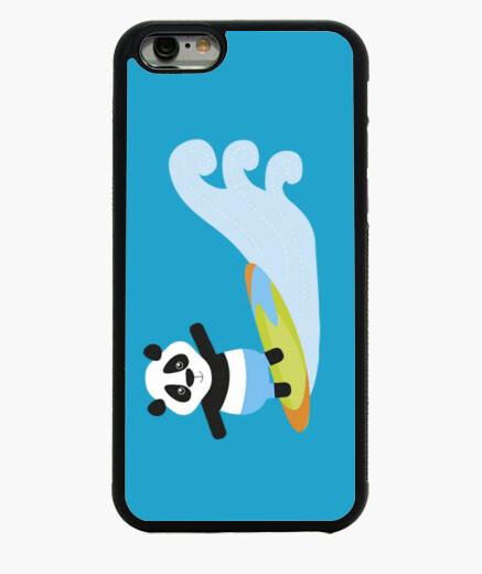 Coque Iphone 6 / 6S surfer panda