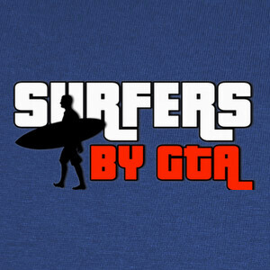 Camisetas SURFERS BY GTA LEGEND