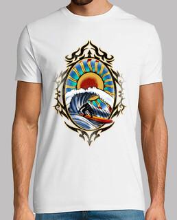 surfeur tribal