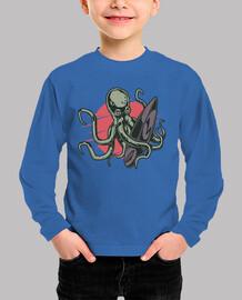 Surfing Octopuss