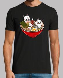 surlignage west and ramen terrier blanc