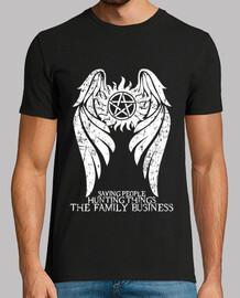 surnaturelle - light ver. - homme t-shirt