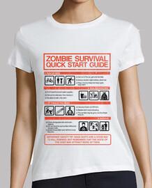survie zombie guide de démarrage rapide
