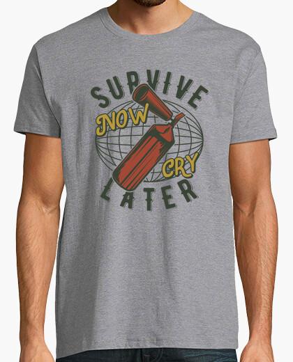 Camiseta Survive Now