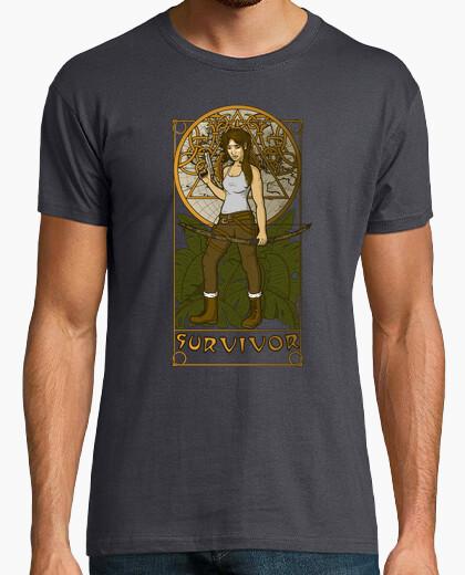 Camiseta Survivor