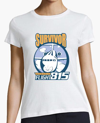 Camiseta Survivor 815
