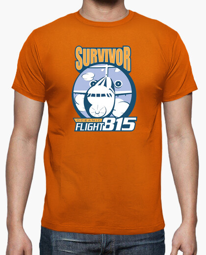 Camiseta Survivor 815