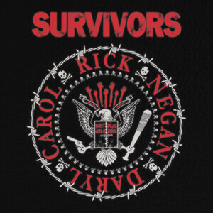 Camisetas Survivors