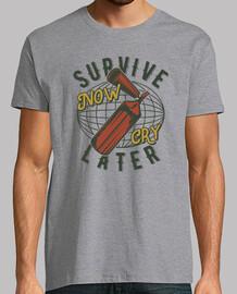 survivre maintenant