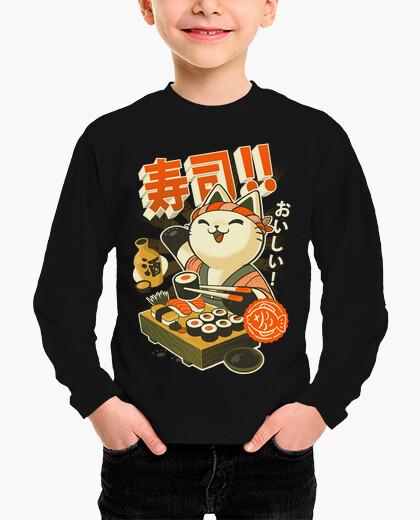 Ropa infantil Sushi chef