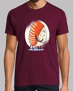 sushi hug t-shirt
