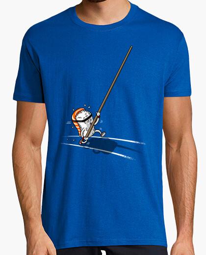 Camiseta Sushi olimpico