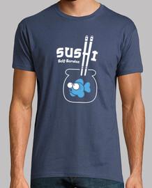 Sushi self service