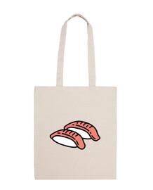 Sushi Time, Bandolera 100% algodón