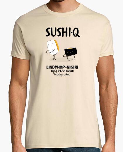 Camiseta SUSHIQ BLACK