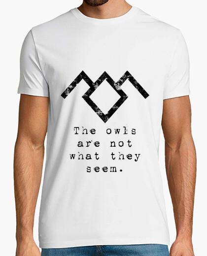 Camiseta Suspicious owls