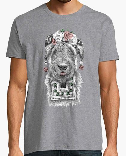 T-Shirt suusi kahlo - farbe