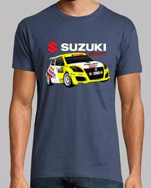 SUZUKI SWIFT S1600 letras blancas