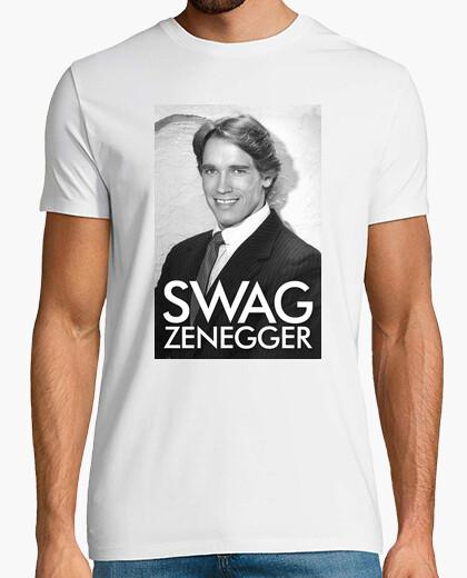 Swagzenegger swag t-shirt