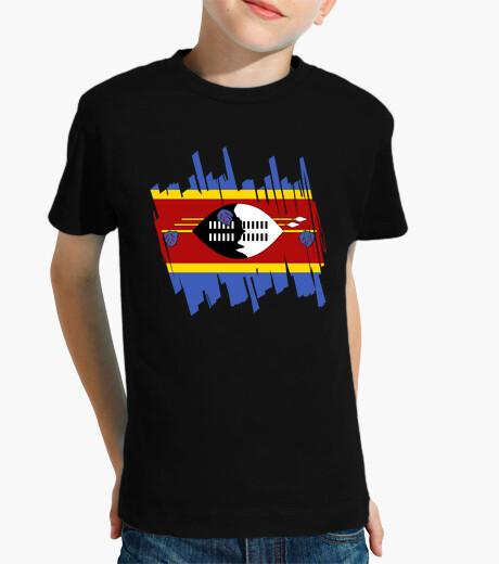 Swaziland flag kids clothes