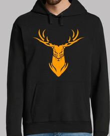 sweat-shirt  de Chasse Hunter Red Deer