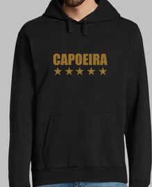 Sweat-shirt à capuche Capoeira