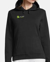 Sweat-shirt femme à capuche