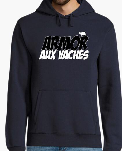 Sweat Armor aux vaches