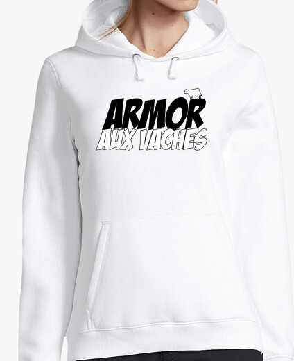 Sweat Armor aux vaches