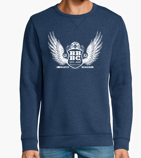 Sweat bbbc courageux cyclistes