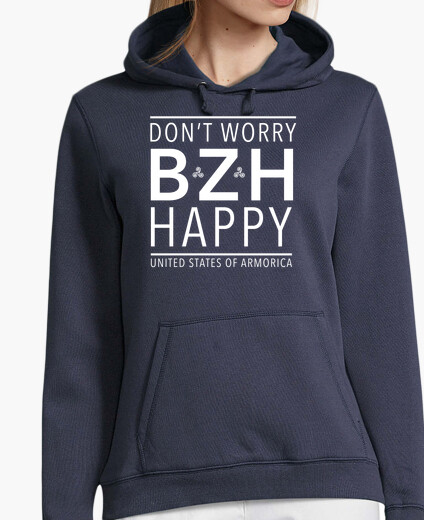 Sweat Don't worry (BZH) happy