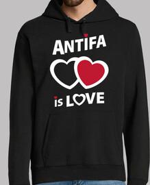 Sweat Homme - Antifa is love