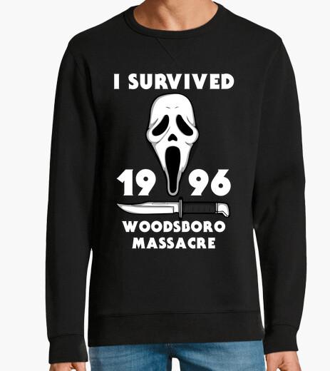 Sweat J39ai survécu au massacre de Woodsboro