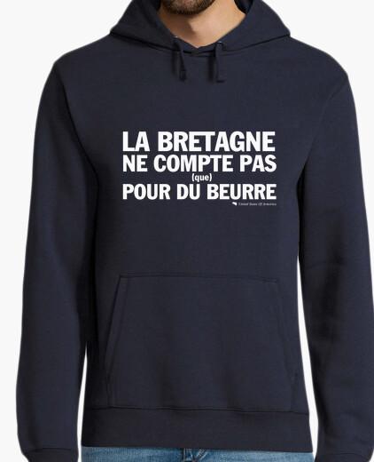 Sweat La Bretagne ne compte pas que pour du be