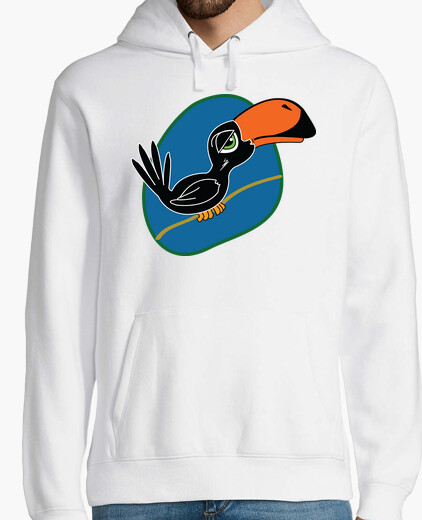 Sweat tucan maillot