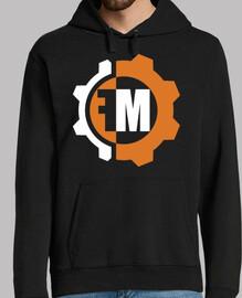sweatshirt - logo front